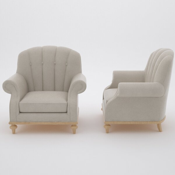 Burnet Armchair by One Allium Way