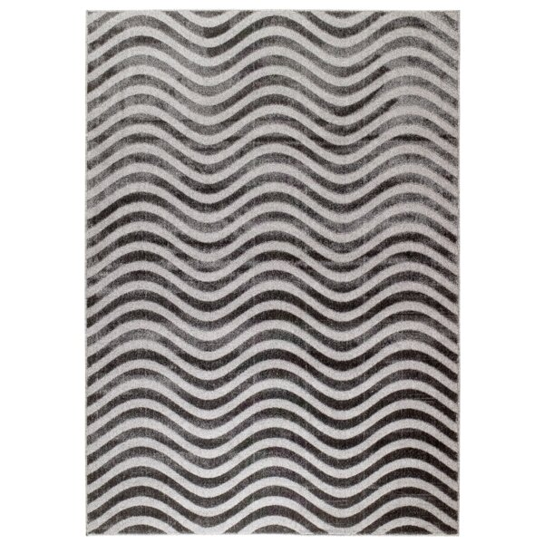 Castillo Dark Gray Indoor/Outdoor Area Rug by Orren Ellis