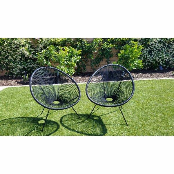 Bovina Patio Chair by Ivy Bronx Ivy Bronx