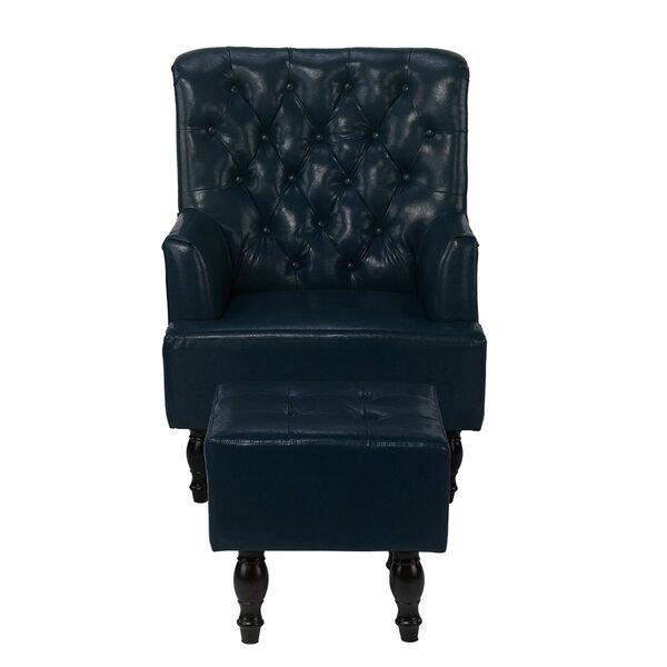 Boyette Armchair by Charlton Home