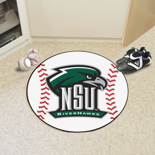 NCAA Northeastern State University Baseball Mat by FANMATS