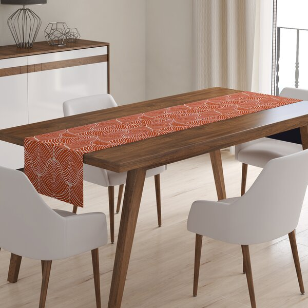 Dillon Table Runner by Bloomsbury Market