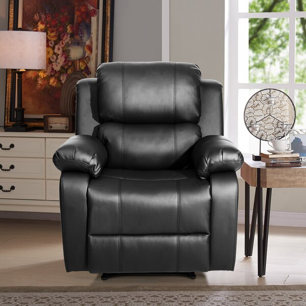 Reclining Heated Massage Chair By Red Barrel Studio