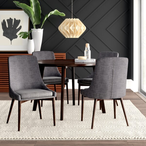 Blaisdell 5 Piece Dining Set by Mercury Row