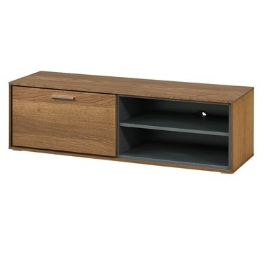 Ligier Solid Wood TV Stand For TVs Up To 58