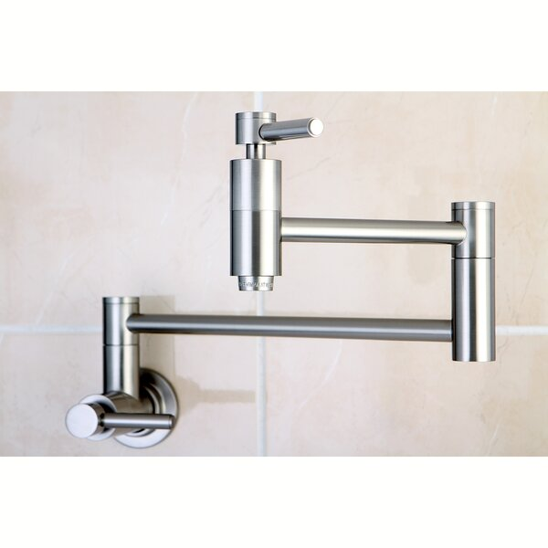 Concord Wall Mount Pot Filler by Kingston Brass