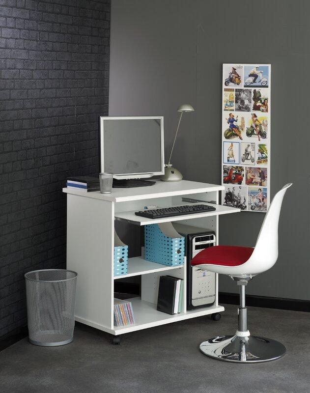Amazing Compact Computer Desk Minimalist