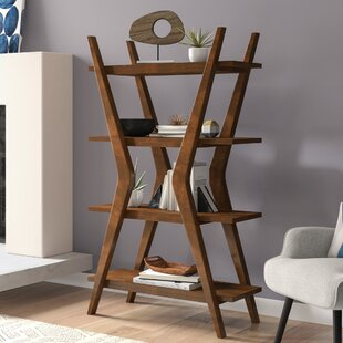 Woodcrest Etagere Bookcase