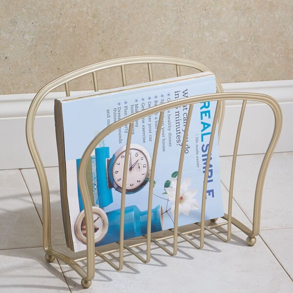 Eisenman Magazine Holder by Rebrilliant