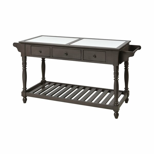Rosalind Wheeler Brown Console Tables