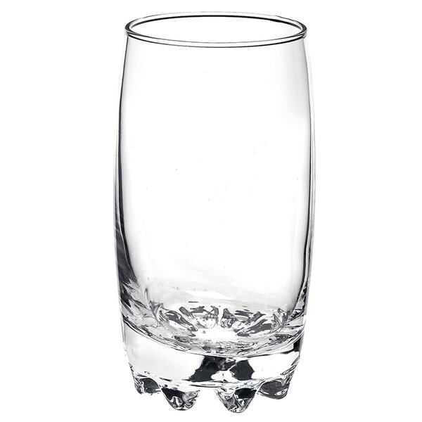 Rensselaer Super Cooler 20.5 oz. Glass (Set of 4) by Three Posts