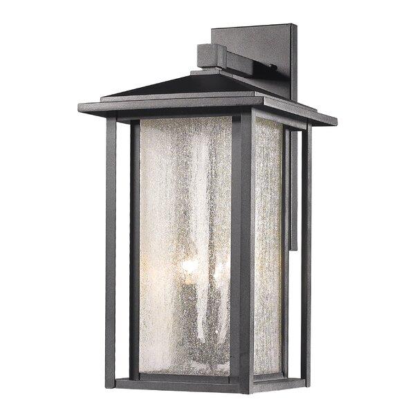 Hungate 3-Light Outdoor Wall Lantern by Bloomsbury Market