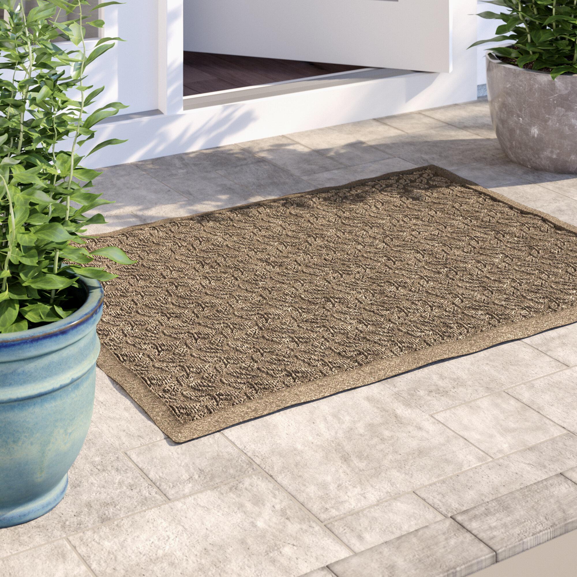 Sol 72 Outdoor Bartow Non Slip Outdoor Door Mat Reviews Wayfair