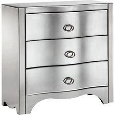 Pennington 3 Drawer Accent Chest by Stein World