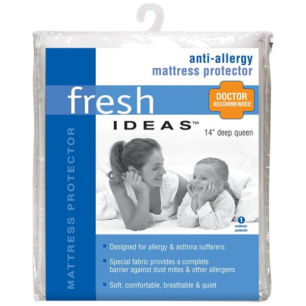 Anti-Allergy Hypoallergenic Mattress Protector by Fresh Ideas