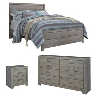 rosen panel configurable bedroom set - Grey Bedroom Furniture Set