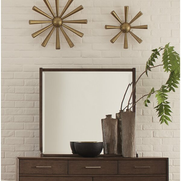 Doorfield Rectangular Dresser Mirror by Corrigan Studio