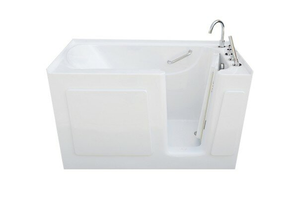 54 L x 30 W x 38 H Whirlpool by Signature Bath