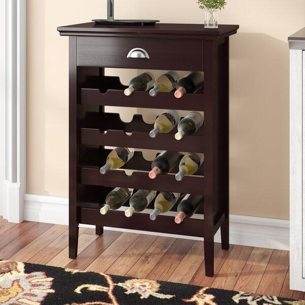 Jonnie 16 Bottle Wine Bar by Darby Home Co