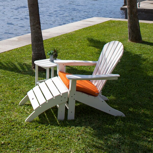 South Beach 3 Piece Conversation Set by POLYWOOD®