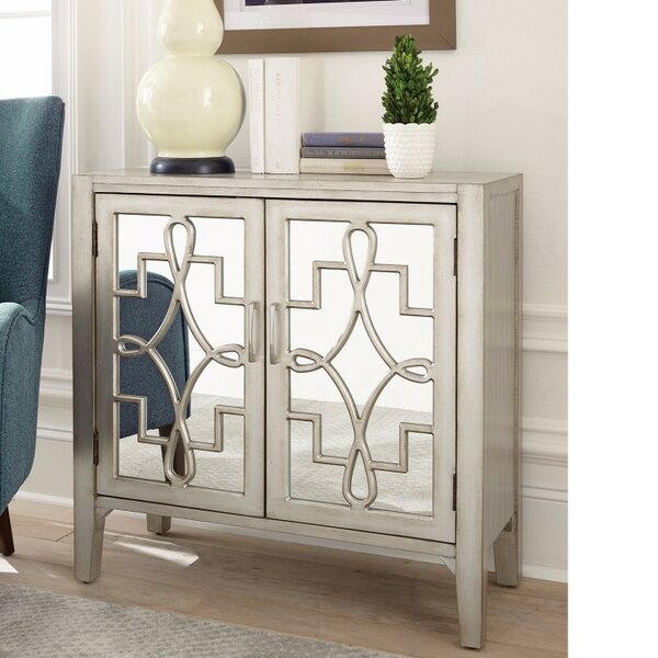 Cherrelle Wooden Accent Cabinet by House of Hampton