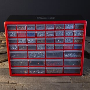 44 Drawer Storage Chest By Stalwart