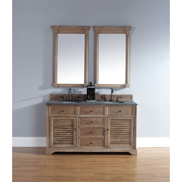 Comstock 60 Double Vanity Set  by Birch Lane™