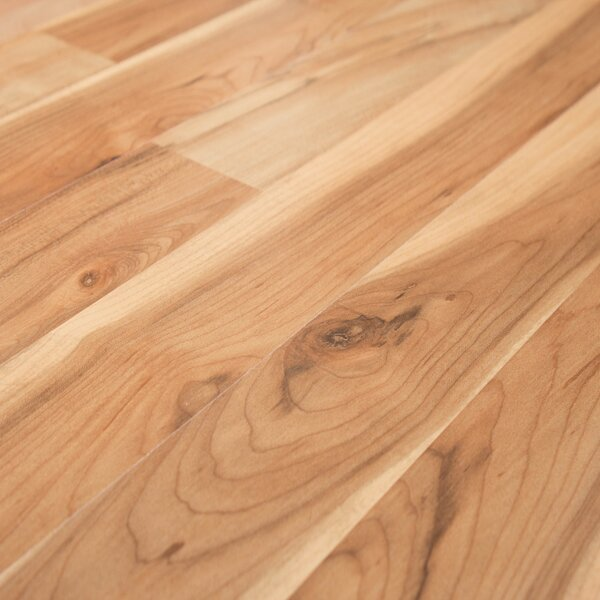 Eligna 6 x 54 x 8mm Maple Laminate Flooring in Caramelized by Quick-Step