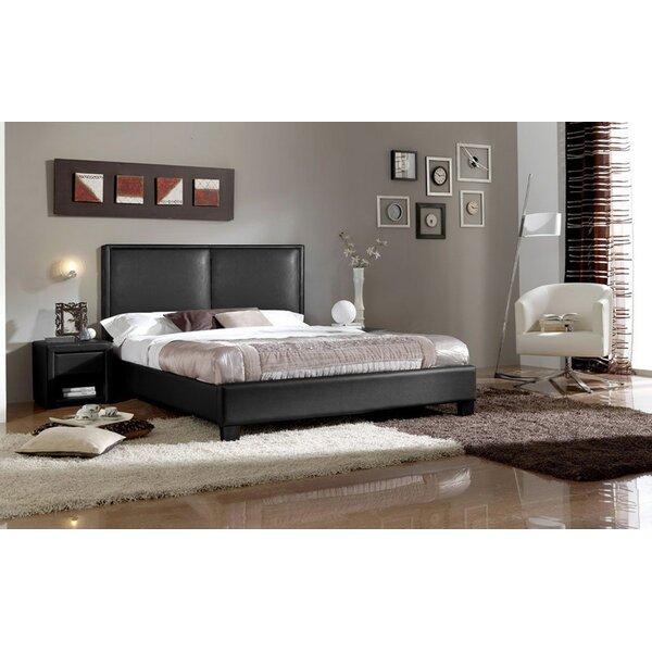 Purcell Upholstered Platform Bed by Orren Ellis