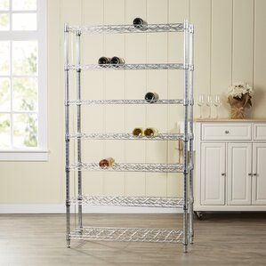 Wayfair Basics 168 Bottle Floor Wine Rack by Wayfair Basics™