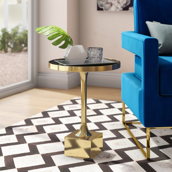Jen End Table by Willa Arlo Interiors