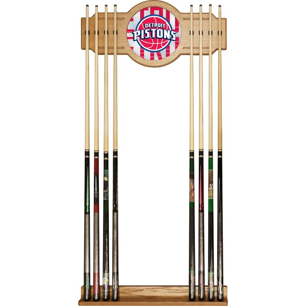 NBA City Wall Cue Racks by Trademark Global
