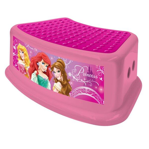Disney Princess Step Stool by Ginsey