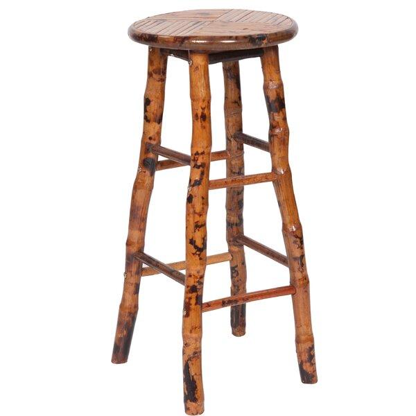 Arthur 28 Bar Stool (Set of 2) by Millwood Pines