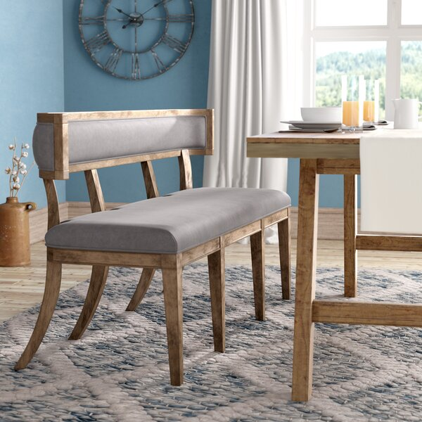 Abbigail Upholstered Bench by Laurel Foundry Modern Farmhouse Laurel Foundry Modern Farmhouse