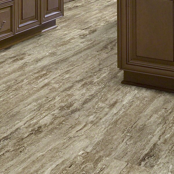 Rock Creek 12 x 24 x 4mm Luxury Vinyl Tile in Harbor by Shaw Floors