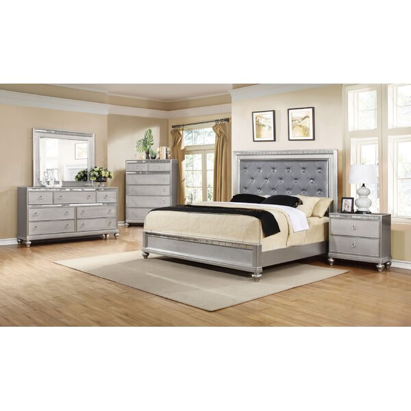 Bremerton Platform Configurable Bedroom Set by Rosdorf Park
