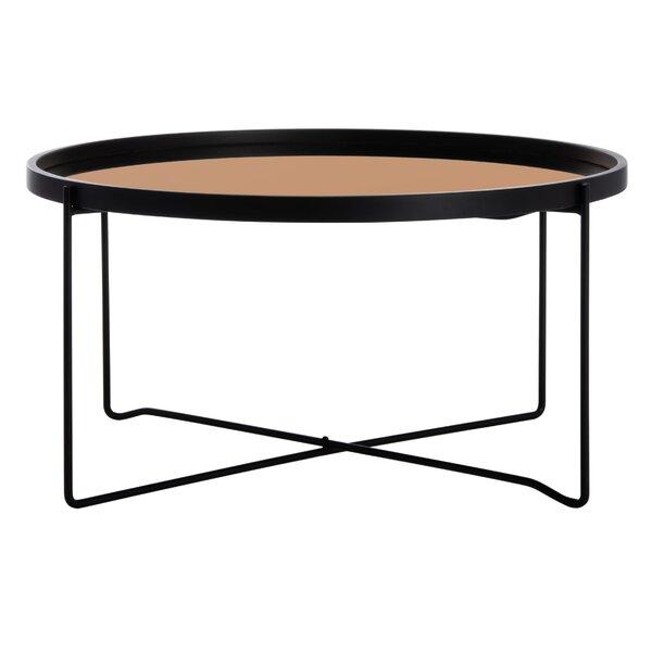 Cross Legs Coffee Table By Latitude Run