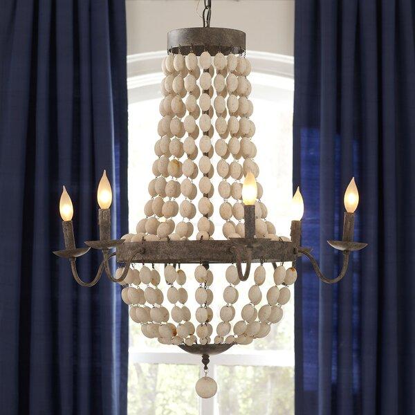 Addington 6-Light Empire Chandelier by Birch Lane™