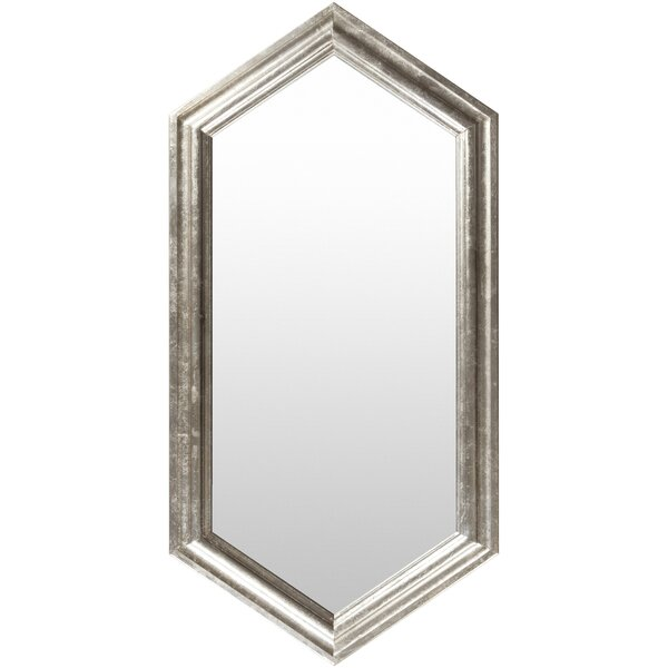 Irregular Accent Mirror by Darby Home Co