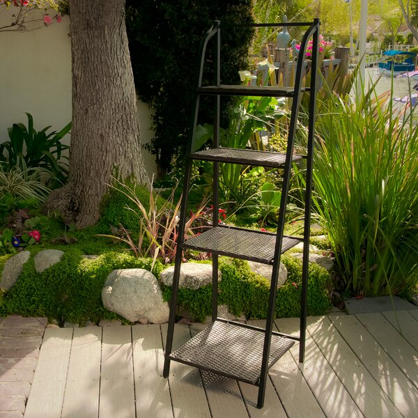 Leaning Plant Stand by Home Loft Concepts