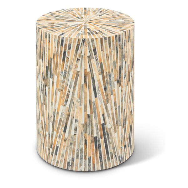 Carrasquillo Manufactured Wood Garden Stool by Foundry Select