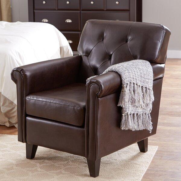 Bustamante Club Chair by Charlton Home Charlton Home