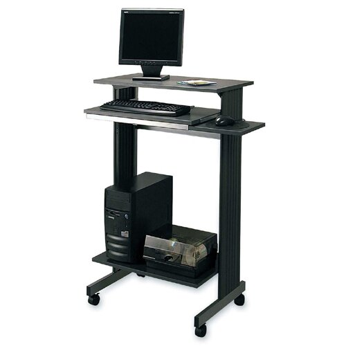Stand-Up AV Cart by Buddy Products