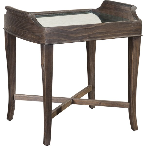 Pond Brook End Table by Darby Home Co