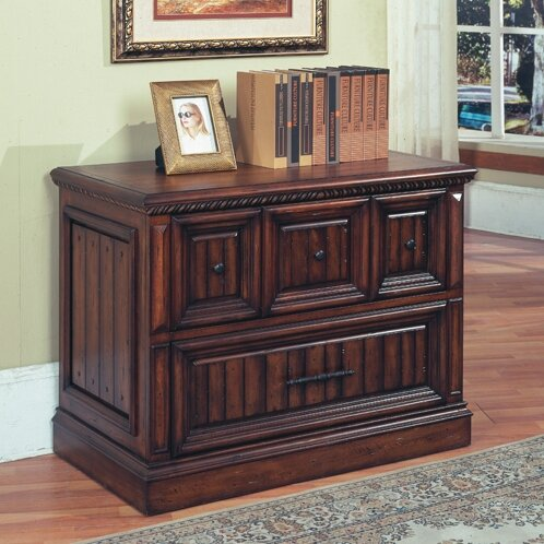 Fayette 2-Drawer Lateral Filing Cabinet by Darby Home Co