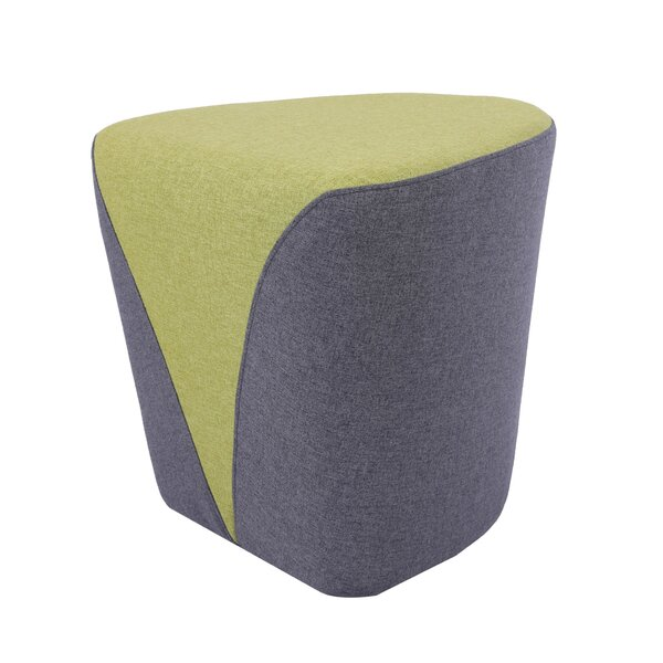 Maclachlan Tufted Pouf by Ebern Designs