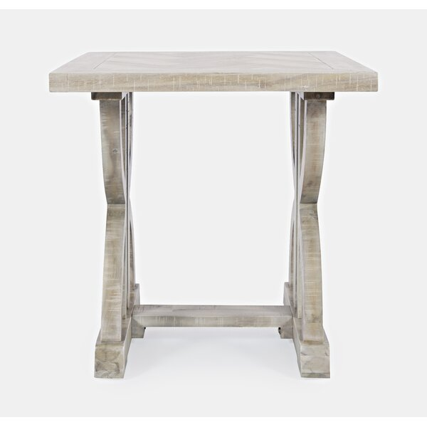 Macedonia End Table by One Allium Way One Allium Way