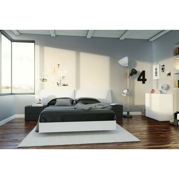 Euharlee Platform 5 Piece Bedroom Set by Wrought Studio