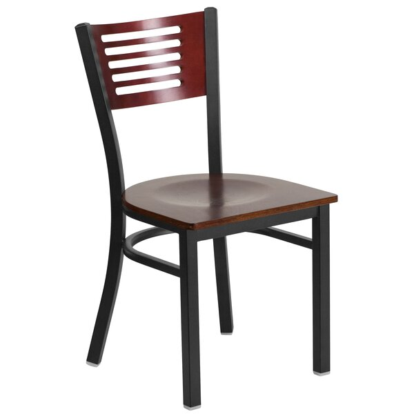 Hera Solid Wood Dining Chair by Latitude Run